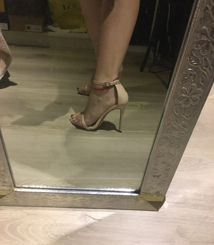 Tracy Nude Leather Sandals (11)