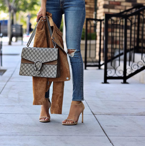 Tracy Nude Leather Sandals (5)