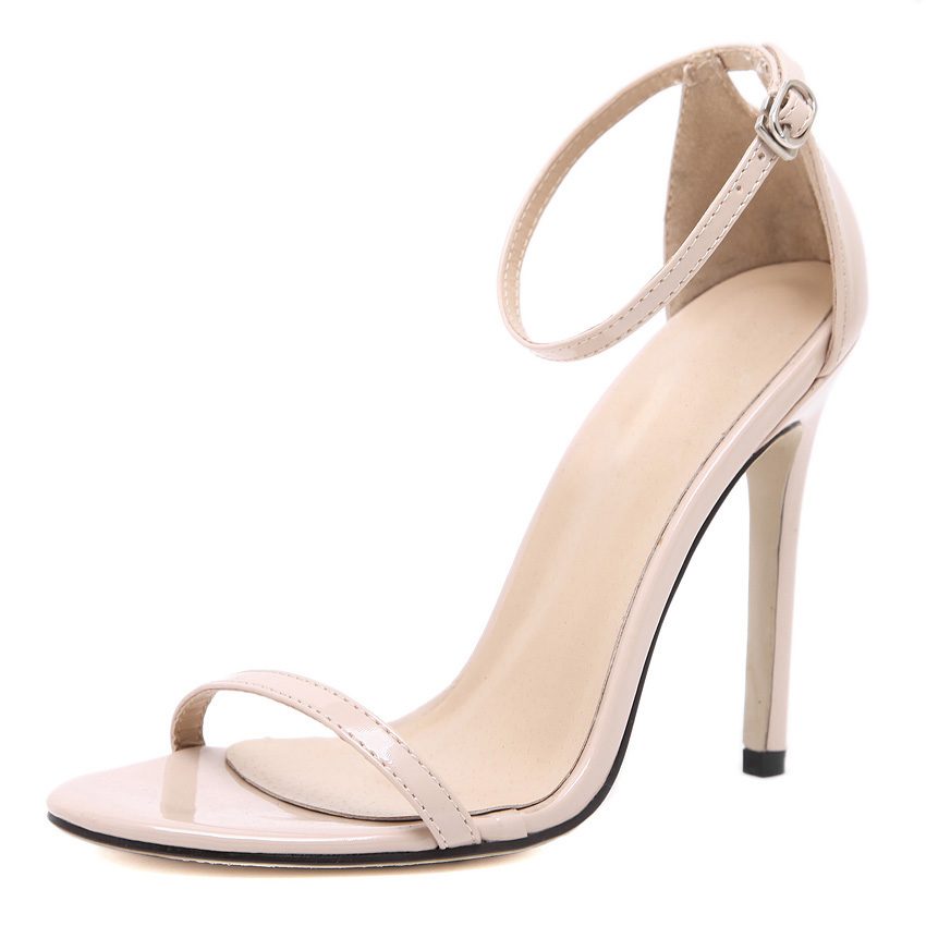 Tracy Nude Leather Sandals (7)
