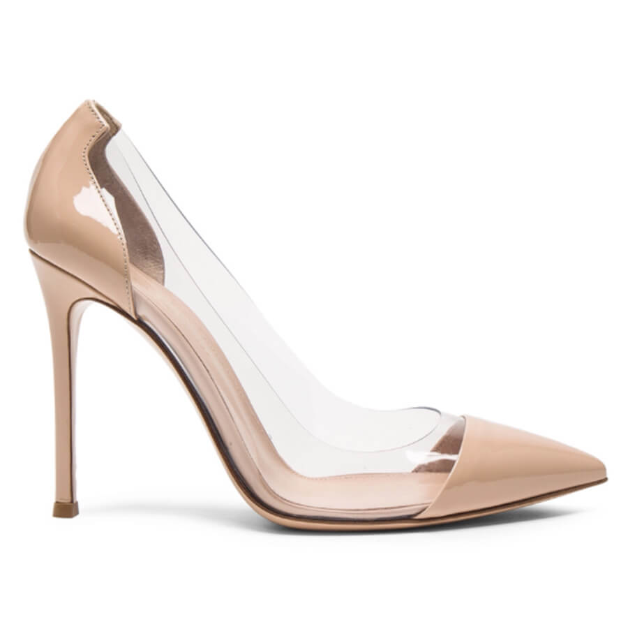 Tiffany Nude Patent Leather Pumps (4)